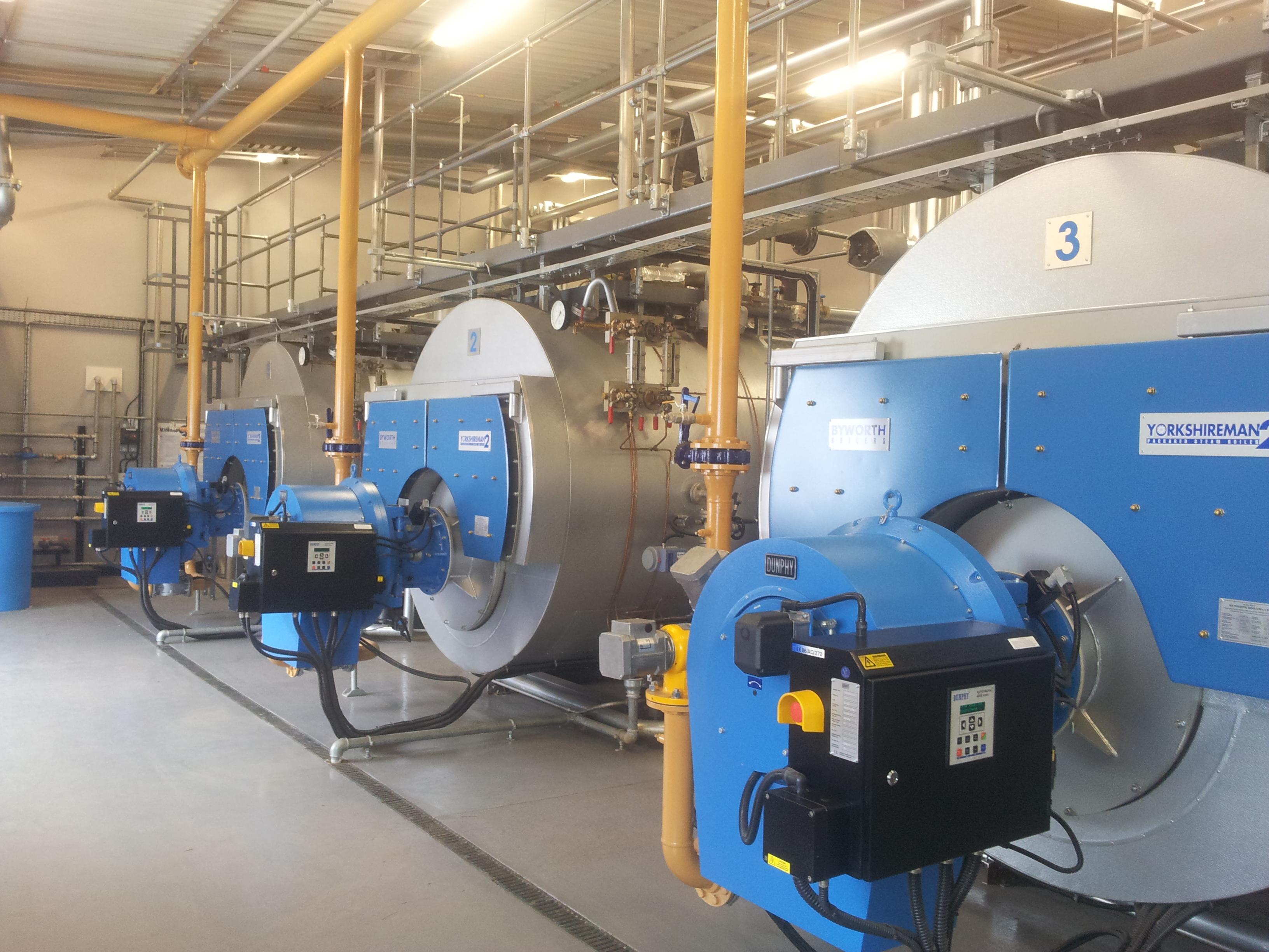 IPE Byworth Boilers Direct Industry Full Range