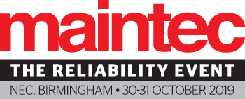 Maintec 2019 | 30th - 31st October | NEC, Birmingham